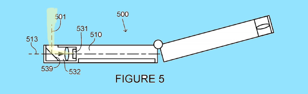 Surface Phone camera design