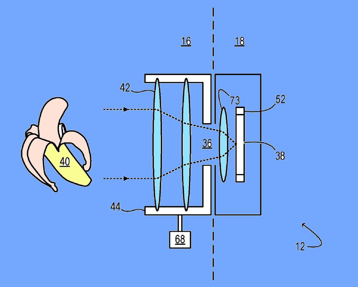 Surface Phone camera split
