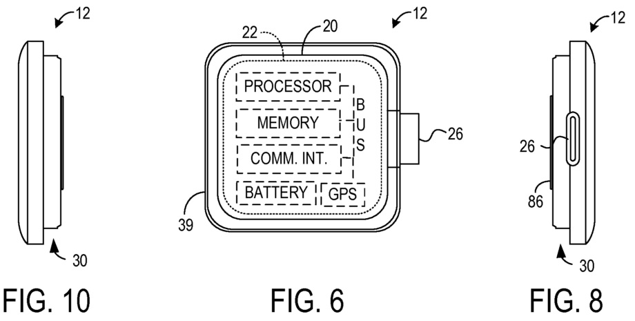 Xbox Watch patent