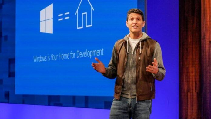 Terry Myerson at Microsoft