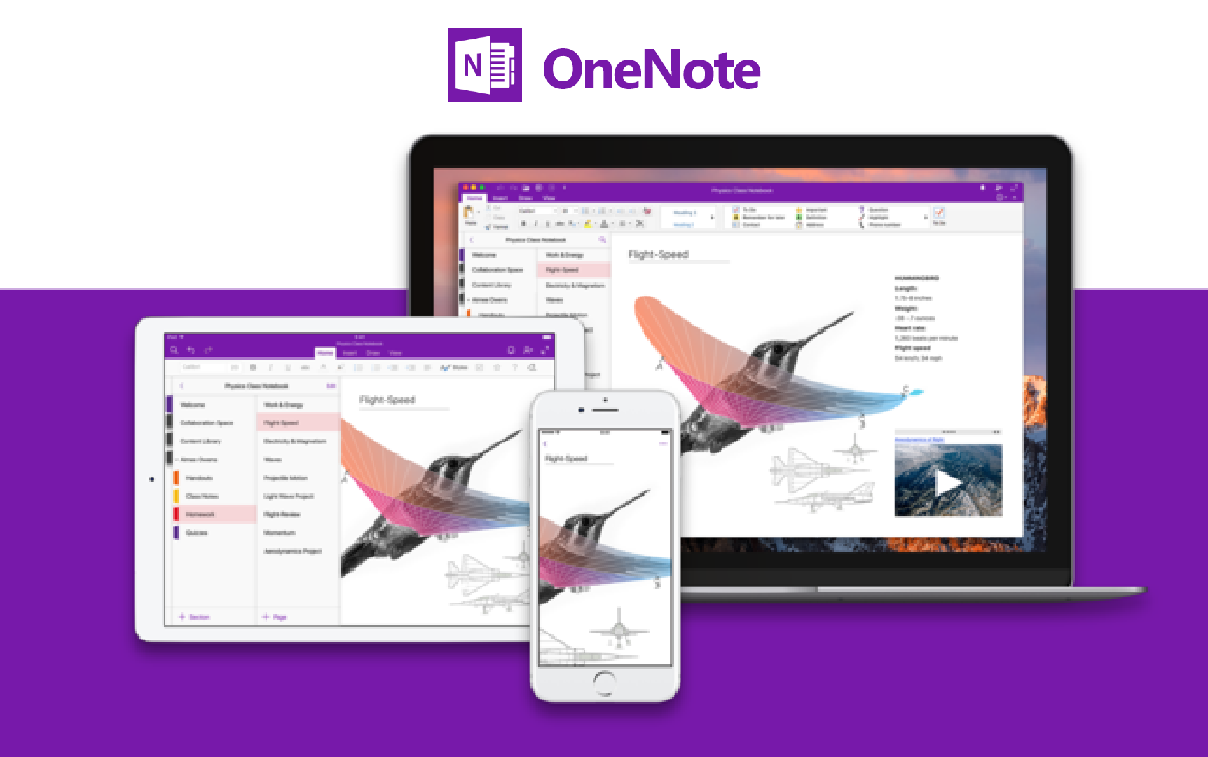 Microsoft Demotes OneNote 2016, Moves Forward with Modern OneNote