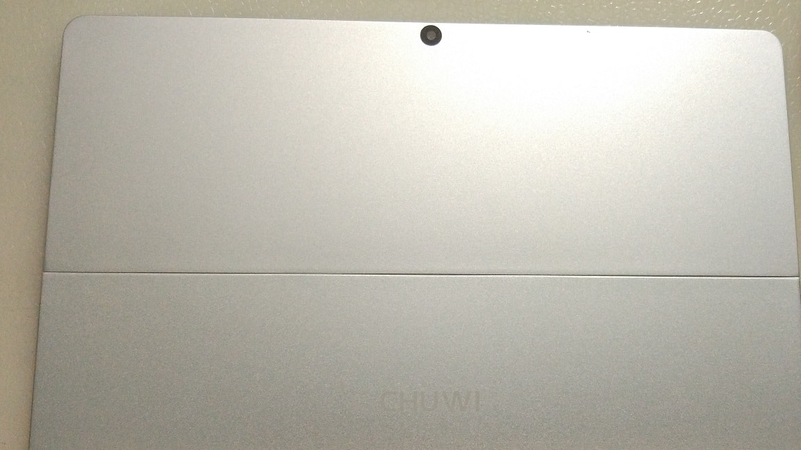 Chuwi Surbook Mini back look