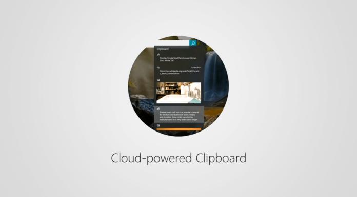 Cloud Clipboard