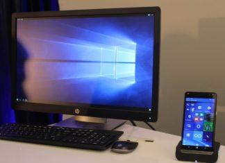 HP Elite x3 with Windows 10