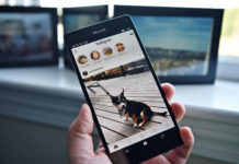 Instagram on Windows Phone