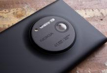 Lumia 1020 camera side