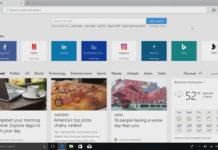 Microsoft Edge market share