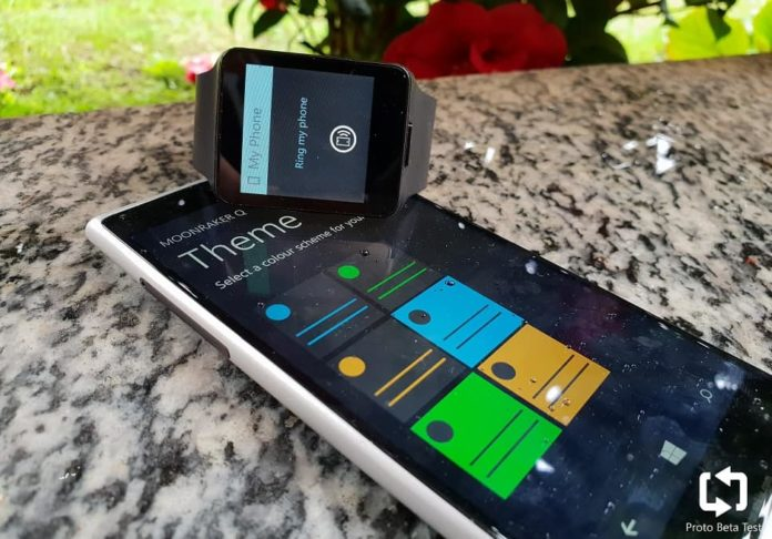 Nokia Moonraker Watch