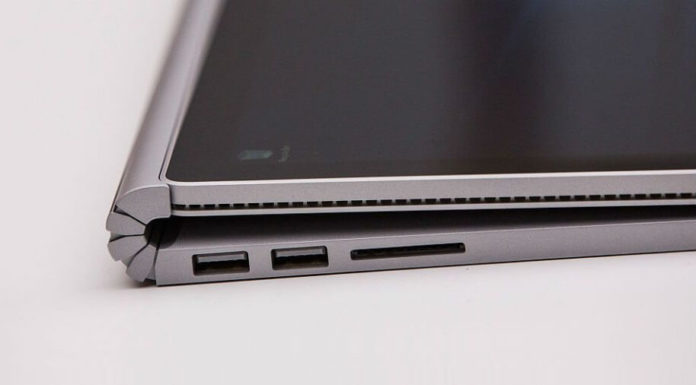 Surface Phone folding hinge