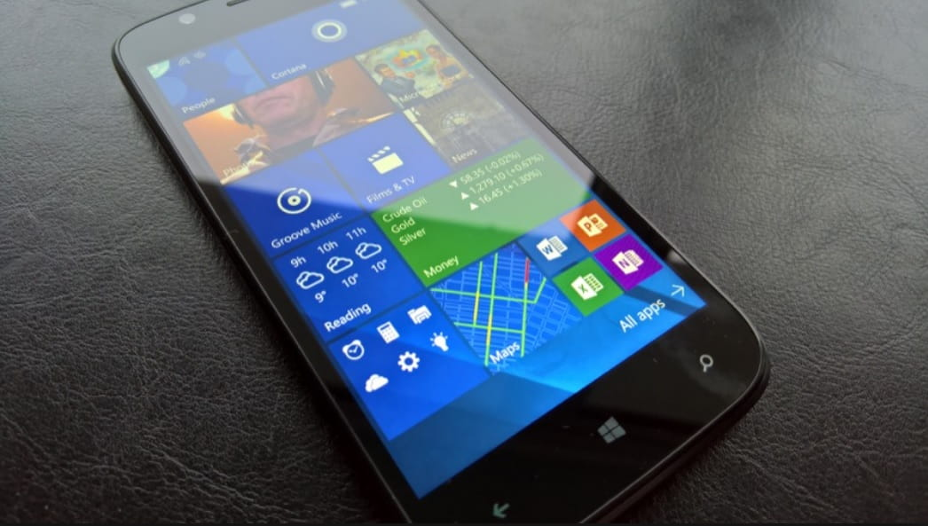 Wileyfox Pro With Windows 10