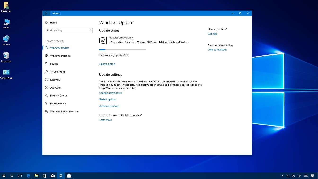 Microsoft distribue une nouvelle Build (17134) de Windows 10 aux Insiders