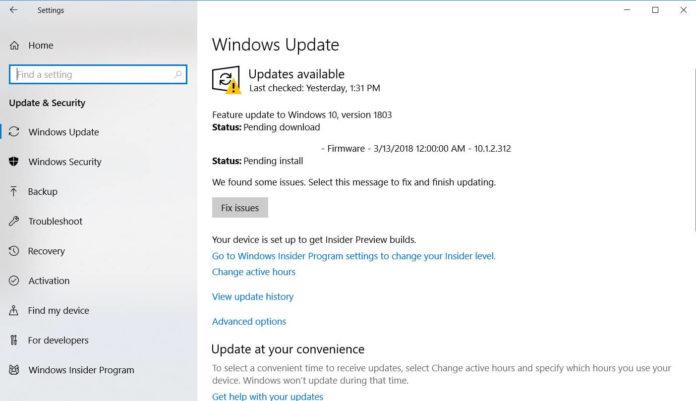 Windows 10 KB4135051