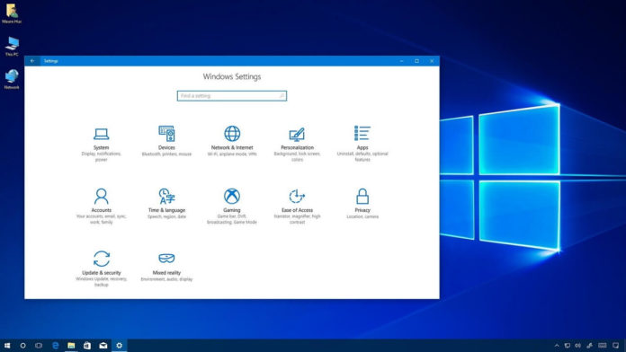 Windows 10 Redstone 4 ISO Images
