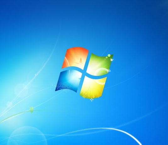Windows 7 operating system