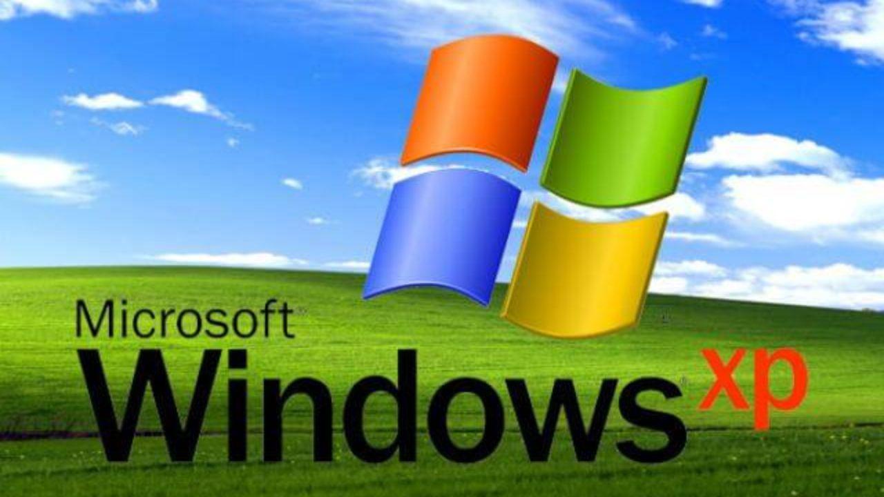 Windows XP is still going strong