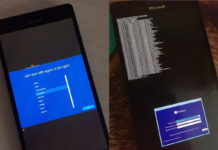 Lumia 950 XL with Windows 10 ARM