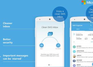 Microsoft SMS Organizer