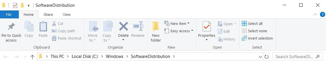 Troubleshooting Windows 10 updates