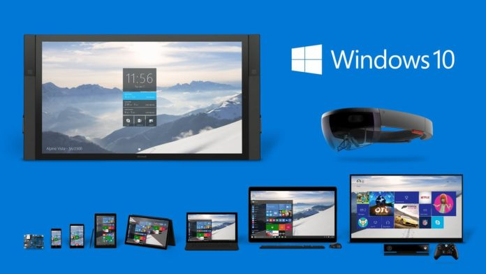 Windows 10 announcement