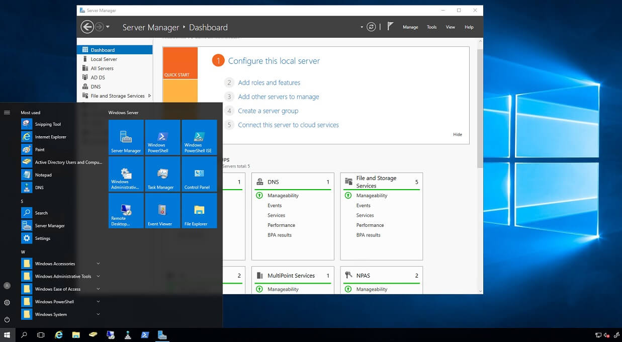 Windows Server 2019 Build 17666 Is Now Available For Insiders
