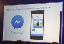 Facebook for Windows Phone