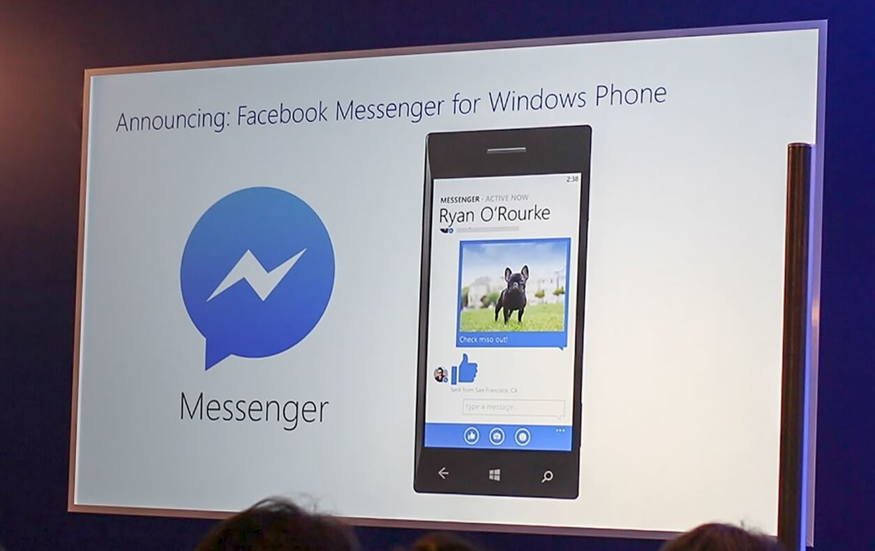 Facebook's apps stop working on Windows Phone 8 1