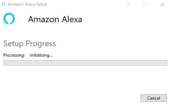 Install Amazon Alexa on Windows 10