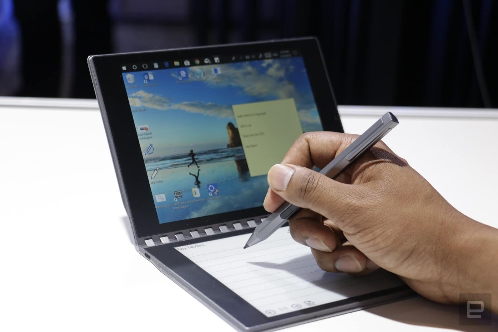 Intel Tiger Rapids drawing pad