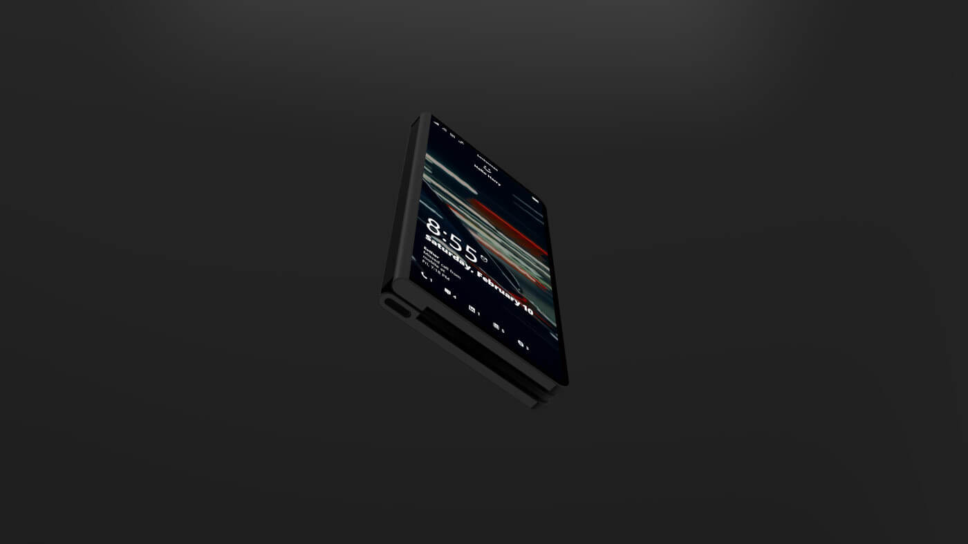 Microsoft Andromeda sides