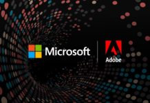 Microsoft and Adobe