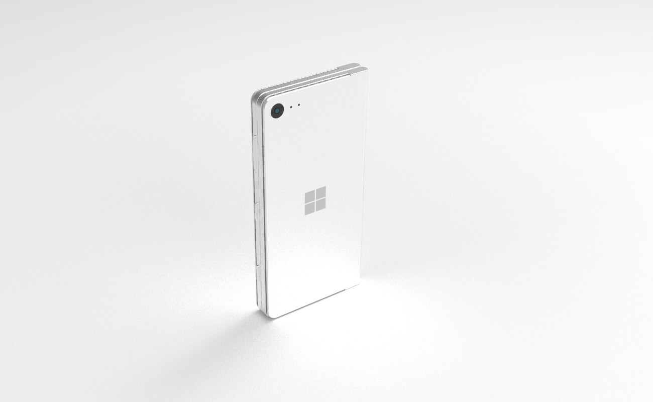 Microsoft foldable device concept