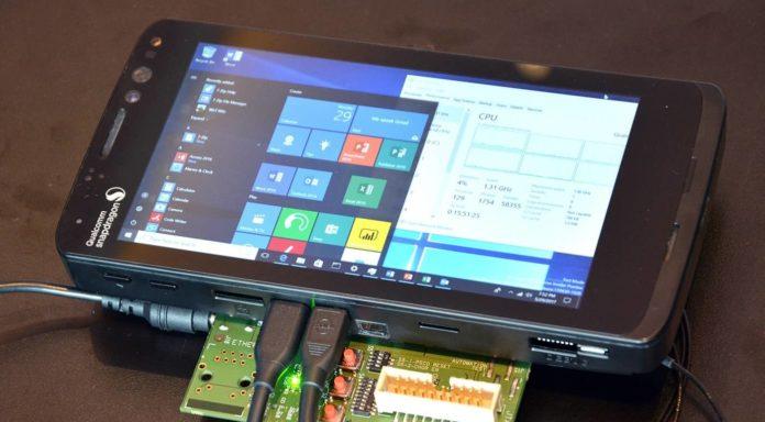 Qualcomm Snapdragon for Windows 10