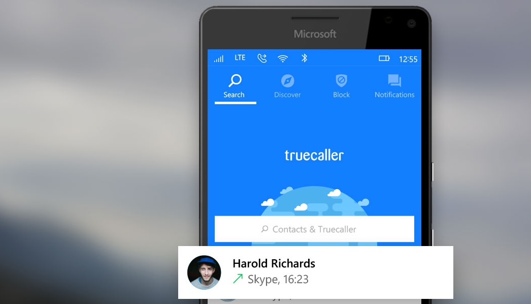 Truecaller ends support for its Windows Phone app