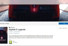 Asphalt 9 Legends for Windows 10