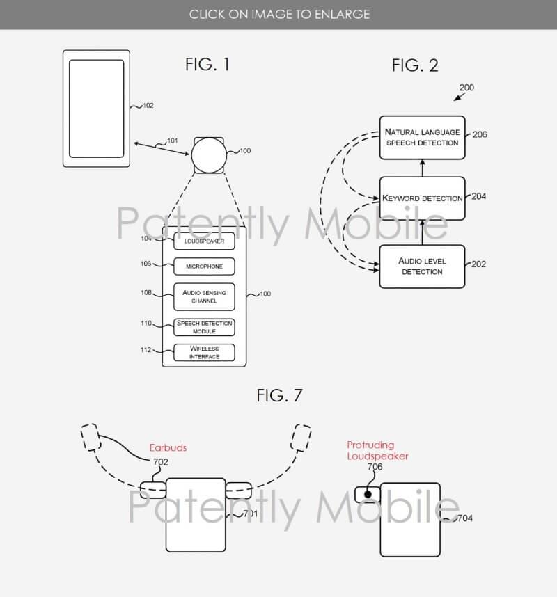 Microsoft Earbuds patent