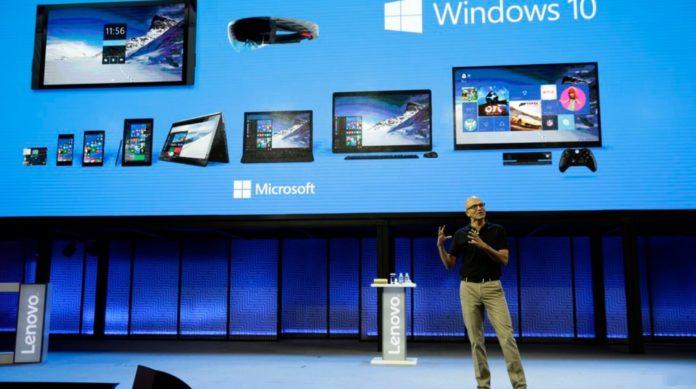 Windows 10 Birthday