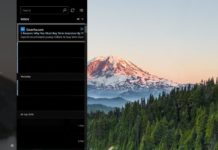 Windows 10 Mail App ads