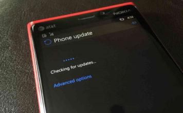 Windows 10 Mobile updates