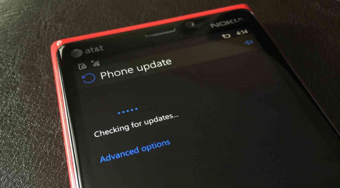 Windows 10 Mobile updates