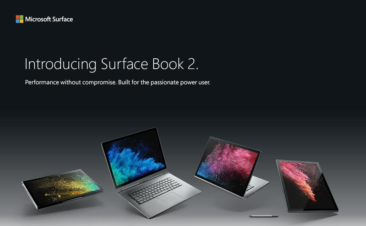 microsoft surface book 2 price in india all you need to know. Black Bedroom Furniture Sets. Home Design Ideas