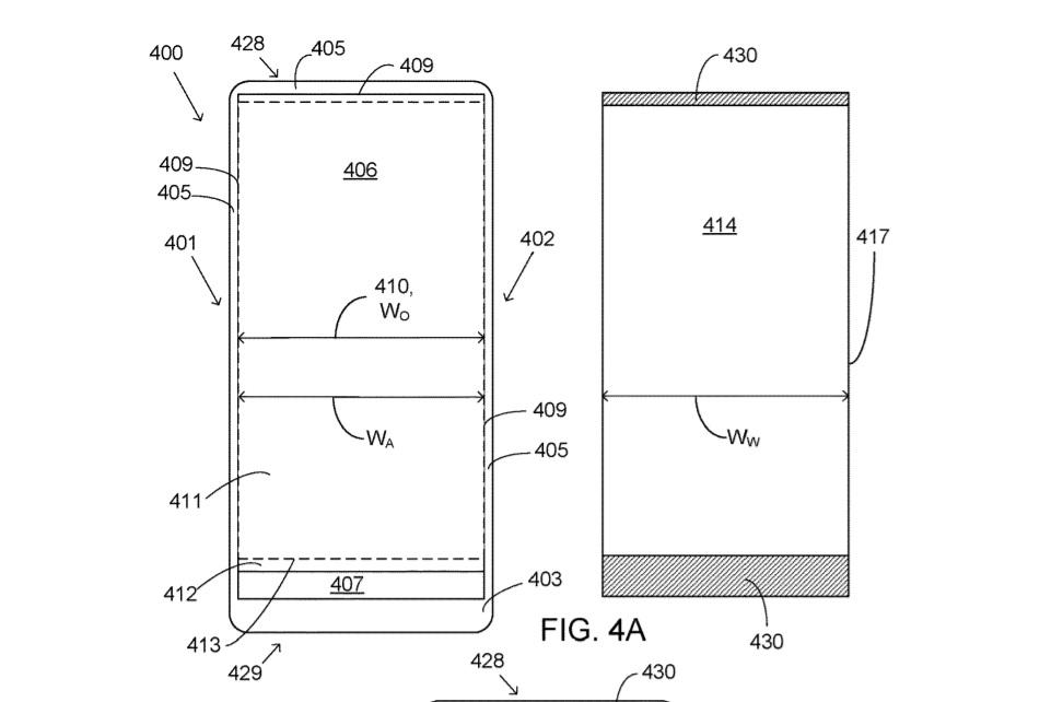 Microsoft mobie patent