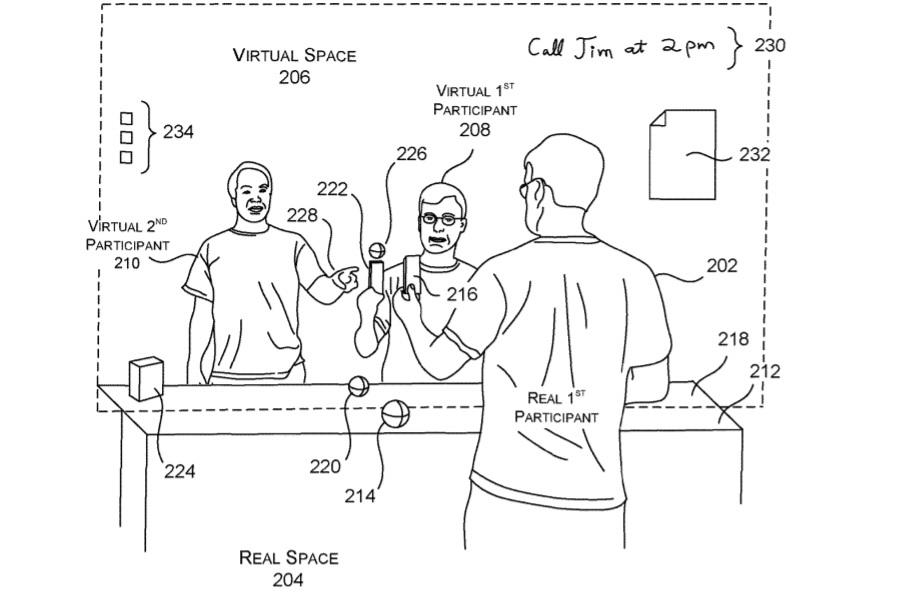 Microsoft new patent