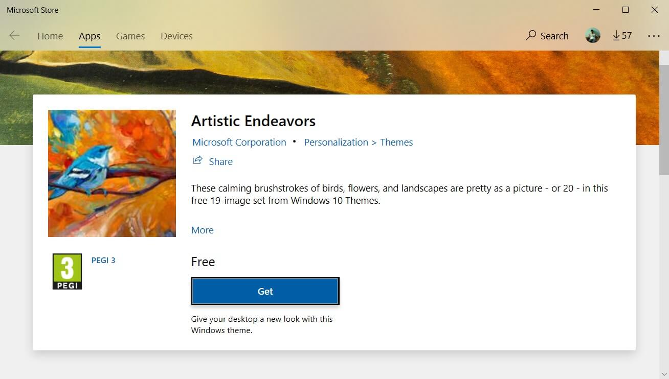 Windows 10 Wallpaper Pack: Microsoft Launches A New Artistic Endeavors Wallpaper Pack