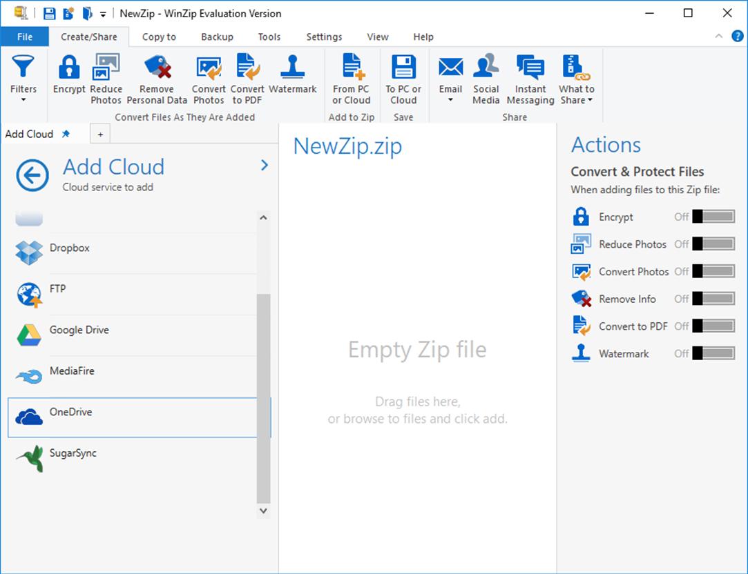 winzip app for windows 10