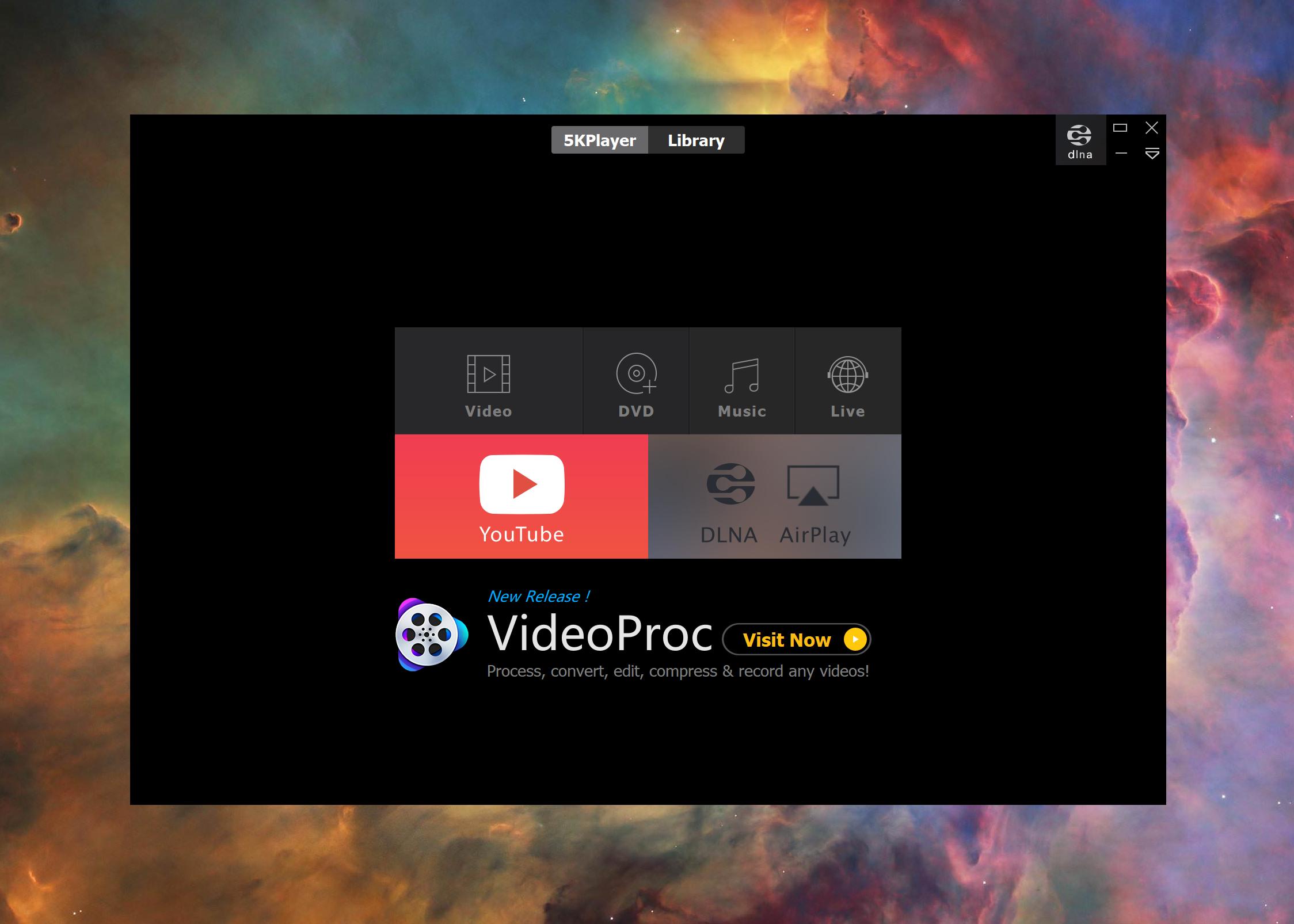 5k media player free download