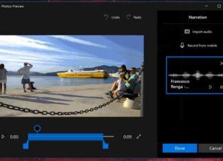 Photos Preview app