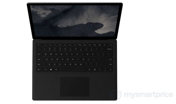Surface Laptop 2 leak