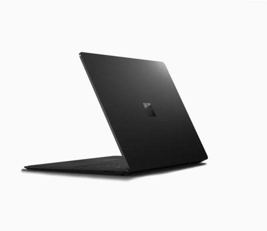 Surface Laptop concept
