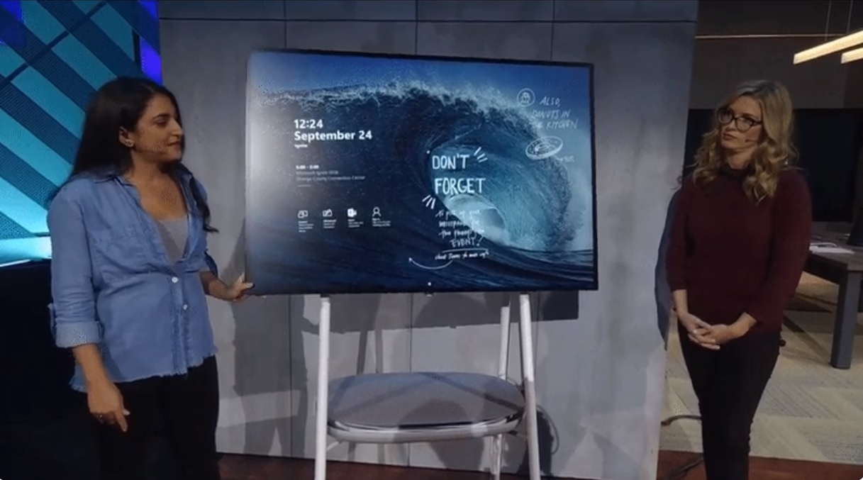 WCOS on Surface Hub