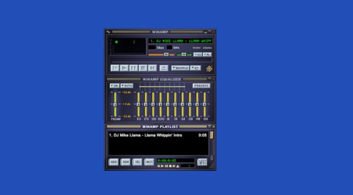 Winamp for Windows